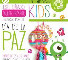Talleres Infantiles – Día de la Paz
