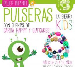 Talleres Infantiles – Pulseras Happy