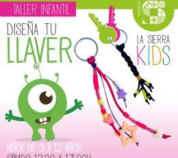 Talleres Infantiles – Crea Tu Llavero